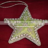 Star Shape Christmas Tree Ornament