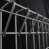 Dubai welded wire grid brc fencing commercial metal security fence panels