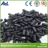 China ningxia manufacture supply coal base pellet activated carbon for air purification