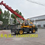 12 tons off-road traveling crane manufacturer direct sales