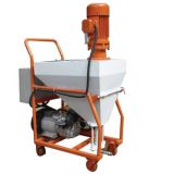 Mortar Parget Airless Spray Wall Putty Machine