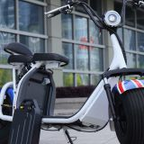 18 inch fat tire electric scooter 1500w citycoco  battery pack removable