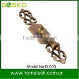 Classical zinc alloy kitchen cupboard pull handle