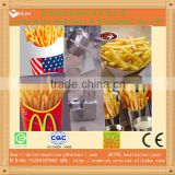 High quality Hot sale Potato chips processing machinery