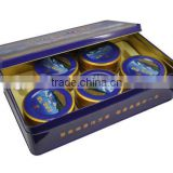 Dongguan Custom high quality tin box set