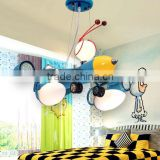 Little boy children pendant lamp safety-use