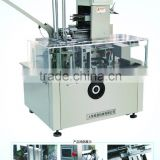 Automatic box wrapping shrinking packing machine