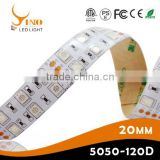LED Strip SMD 5050 2835 3528 5630 3014 335 RGBW RGB LED Strip with PF>0.90 and good lighting