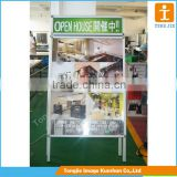 A Snap Frame A-Board Sign, Snap Frame A-Frame , Folding A Board A Frame                                                                         Quality Choice