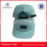 customize high quality oem designed anchor printing cotton 5 panel caps                                                                         Quality Choice