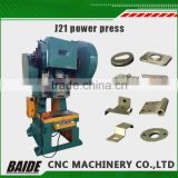 Punching Machine of Crank Mechanism