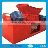 Shredding Capacity and cable etc,paper,wood,Aluminum,plastic Plastic Type double shaft shredder