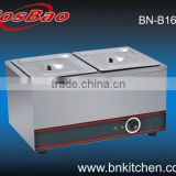 Double Pot Bain Marie Counter BN-B16