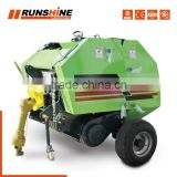 Authentic Factory Low Price Mini Hay Baler Walking Tractor
