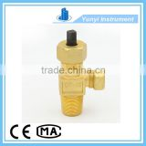 Specialized in manufacturing QF - 13 freon cylinder valves for gas valve