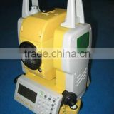 Reflectorless Topcon GPT-102R total station