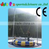 children bungee jumping equipment, reverse bungee, bungee swings