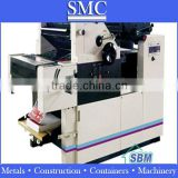 Two Color Continuous Stationery Press