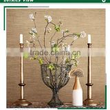 overstock printing non woven wallpaper, gravel neat plain wall covering for home walls , decoration wall sticker dealer