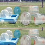 climbing walk on water inflatable ball person inside for sale