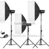 Jinbei Professional Photo Studio Flash Kit - Spark Kit 2, Strobe Kit, Photo Flash Set, Photographic Equipment