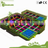 indoor gymnastic trampoline for kids