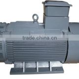100KW wind or water hydro turbine permanent magnet generator alternator low rpm 50RPM, 100RPM, 200RPM, 300Rpm, 400RPM, 500RPM