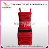 New Designs Model Women Formal Cocktail Party One Pieces Lady Dress