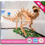Jurassic Park life size skeleton model of dinosaur skull for sale                                                                                                         Supplier's Choice