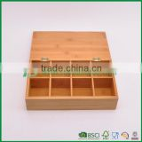 Fuboo-- bamboo tea storage chest