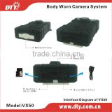 motorcycle dvr camera from DTY,VX50