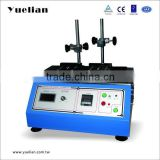 Hot sales mobile plastic silk screen abrasion tape testing equipment tester from Yuelian YL-9960