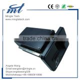 motorized magnetic chip RFID card reader writer for kiosk