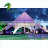 Dia 16m Cheap Outdoor Event Star Shade Tent For Sale