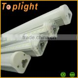 Integrated t8 led tube 1.5m 25w one by one connected led lamps for office room supermarket