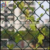 Hot!!! Decorative chain link fence , Privacy china link fence, Cyclone fencing