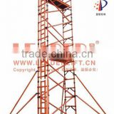 FIBERGLASS MOBILE SCAFFOLD TOWER