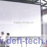 electric projection screen/motorised projector scr