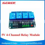 5V Relay Module Board 4-Channel Expansion For Arduino PIC AVR ARM MCU DSP