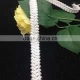 wool chenille white gimp garment accessories lace trimmings ribbon braid