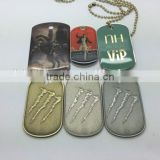 custom cool dog tags filled in photos for couples familes