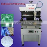 solder paste screen printer/semi-automatic solder paste printing SP500/SMT pcb screen printer