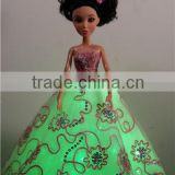 Princess Craft Dolls to Dress / Color Changing Lovely Baby Dolls / KYW