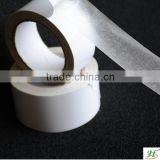Double side white carpet seaming tape