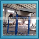 dingfeng brand Chinese Manufacturer of waste tire recycling machine liner vibration separaor