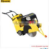 saw for cutting concrete with Honda gx 390 1 hp gasoline engine