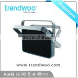 Trendwoo Blade-X outdoor speaker with 2 drivers and 1 powerful passive radiator