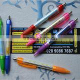Factory advertising clip flag pen
