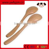 Popular tea ,honey and ice cream spoon, cheap custom wooden spoon