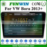 Car Radio With Sim Card For VW New Bora With Android 4.4.2 Quad Core